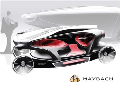 LA Design Challenge (2011): Maybach Berline Concept