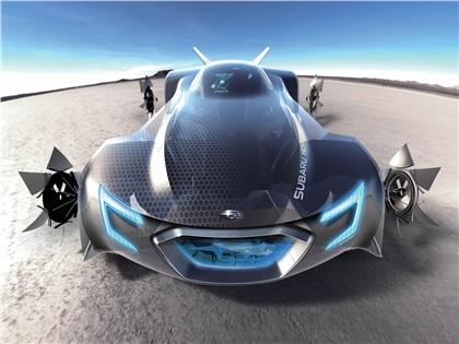 LA Design Challenge (2011): Subaru Horizon Concept