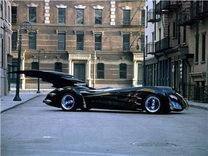 Batmobile (1997): Batman & Robin