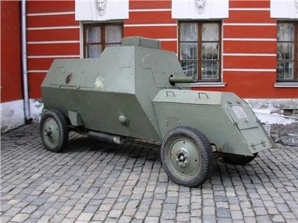Руссо-Балт тип С (1914): Легкий бронеавтомобиль