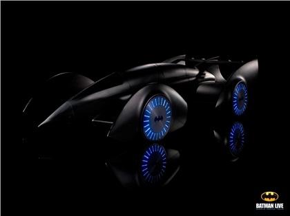 Batmobile (2011): Batman Live