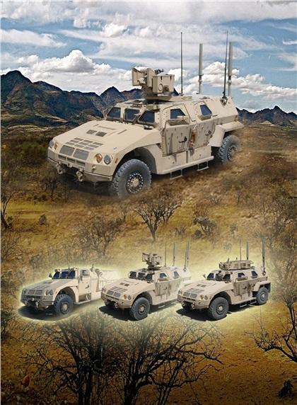 JLTV: Армия США выбирает замену