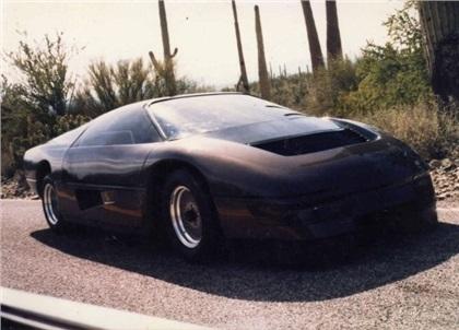 The Wraith Car >> Turbo Interceptor 1986 The Wraith Car Blog