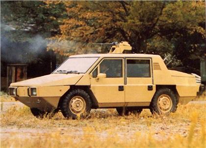 Oto Melara R 2.5 Gorgona (1982)