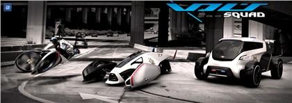 LA Design Challenge (2012): General Motors Volt Squad