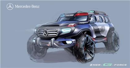 LA Design Challenge (2012): Mercedes-Benz Ener-G-Force
