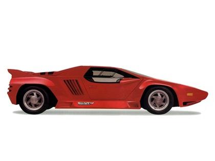 Vector W8 (1989-92): Первый серийный американский суперкар