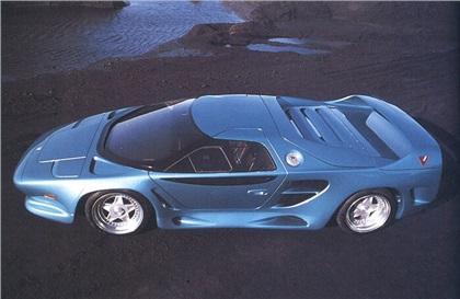 Vector Avtech WX3 (1993)