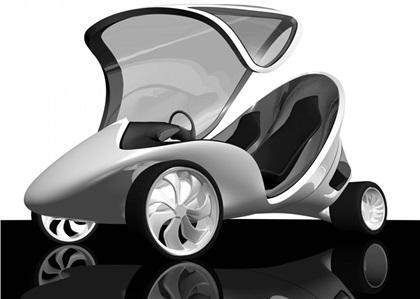 Z.Car by Zaha Hadid (2005)