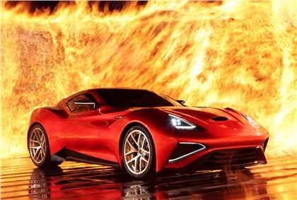 Icona Vulcano (2013): Суперкар за два миллиона евро