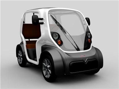 Venturi Eclectic 2.0 (2008): Второе поколение солнечного электромобиля