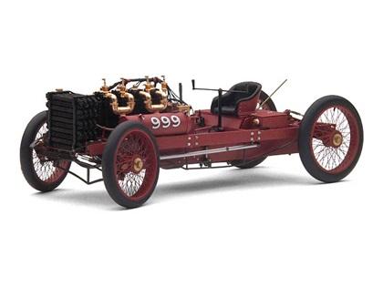 Ford 999 Race Car (1902): Экспресс «Три девятки»
