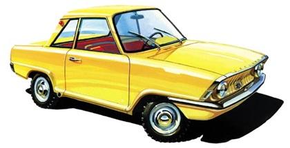 СМЗ-НАМИ-086 Спутник (1962)