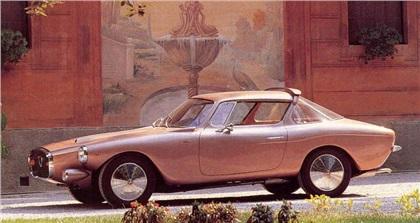 Lancia Flaminia Loraymo (1960): Raymond Loewy
