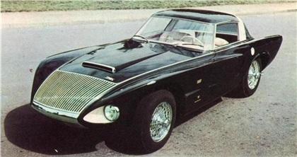 Jaguar XK140 (1955): Raymond Loewy
