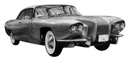Cadillac Coupe de Ville (1959): Raymond Loewy