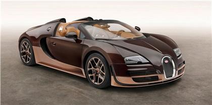 Bugatti Veyron 'Rembrandt Bugatti' (2014): Bugatti Legends 4