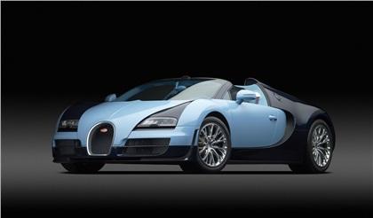 Bugatti Veyron 'Jean-Pierre Wimille' (2013): Bugatti Legends 1