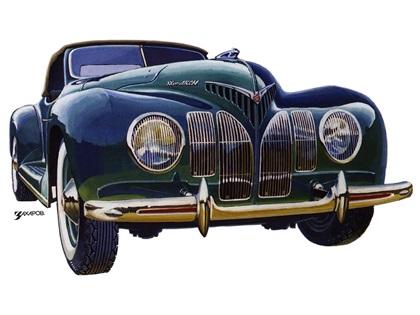 ЗиС-101А Спорт (1939): Родстер на базе правительственного лимузина