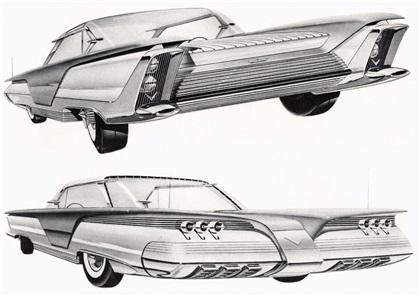 Kaiser Aluminium Idea Cars (1958-59): All-Aluminium