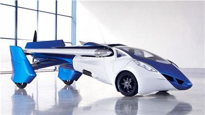AeroMobil 3.0 (2014): Flying car