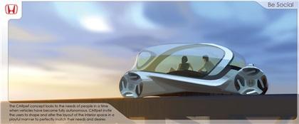 LA Design Challenge (2014): Honda CARpet