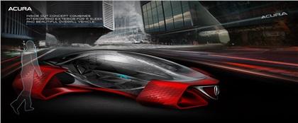 LA Design Challenge (2014): Acura HMI