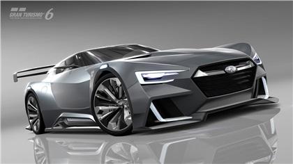 Subaru Viziv GT Vision Gran Turismo (2014)