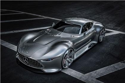 Mercedes-Benz AMG Vision Gran Turismo Concept (2013)