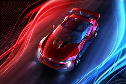 Volkswagen GTI Roadster Vision Gran Turismo (2014)