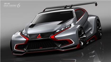 Mitsubishi Concept XR-PHEV Evolution Vision Gran Turismo (2014)