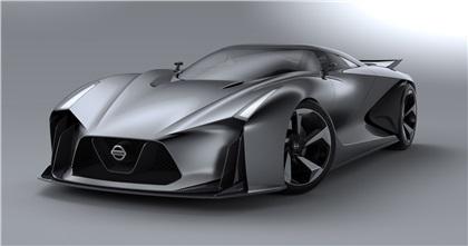 Nissan Concept 2020 Vision Gran Turismo (2014)