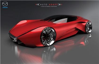 LA Design Challenge (2013): Mazda Auto Adapt
