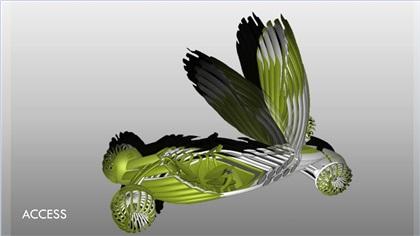 LA Design Challenge (2013): Changfeng La Brea Concept