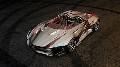 Gray Design Vapour GT (2014)