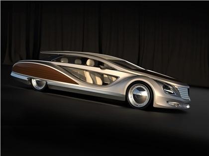 Strand Craft Limousine Beach Cruiser by Gray Design (2011)