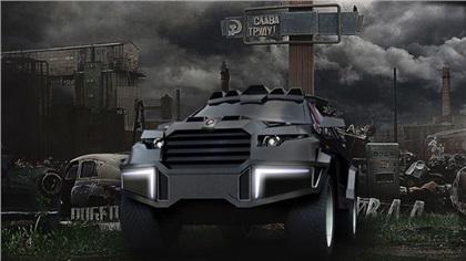 Dartz Prombron Black Shark (2014): Defender from the Apocalypse