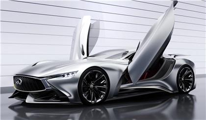 Infiniti Concept Vision Gran Turismo (2014)