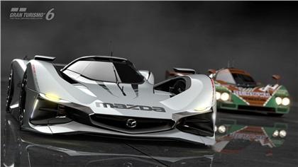 Mazda LM55 Vision Gran Turismo (2014)