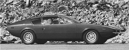 Giacobbi Sinthesis 2000 Berlinetta (1970): Designed by Tom Tjaarda