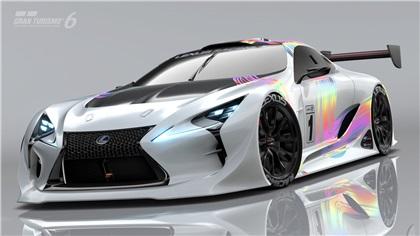 Lexus LF-LC GT Vision Gran Turismo (2015)