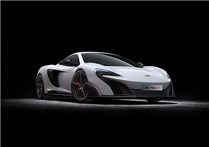 McLaren 675LT (2015):