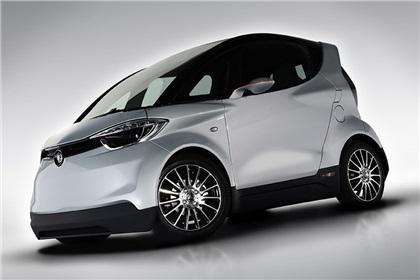 Yamaha MOTIV.e City Car (2013): Concept by Gordon Murray Design