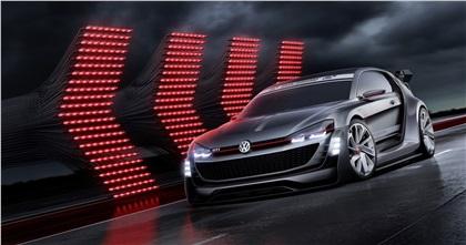 Volkswagen GTI Supersport Vision Gran Turismo (2015)