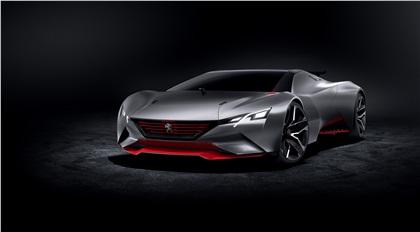 Peugeot Vision Gran Turismo (2015)