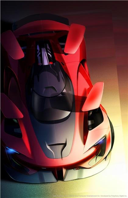 SRT Tomahawk Vision Gran Turismo (2015)