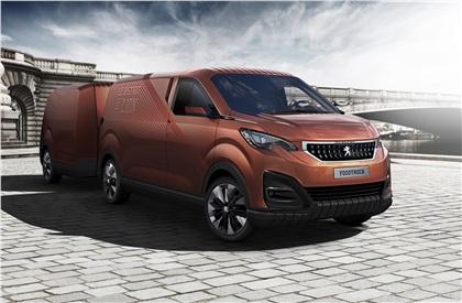 Peugeot Foodtruck Concept (2015): Le Bistrot du Lion