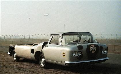 Norman Holtkamp's Cheetah High-Speed Transporter (1961): Super-Hauler for Race Cars
