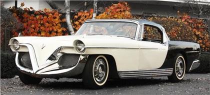 Cadillac Die Valkyrie Designed By Brooks Stevens 1954