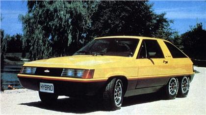Briggs & Stratton Gasoline/Electric Hybrid (1979)